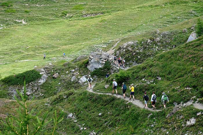 Italian, French & Swiss Alps Family Walking & Hiking Tour - 20s & Beyond | Backroads