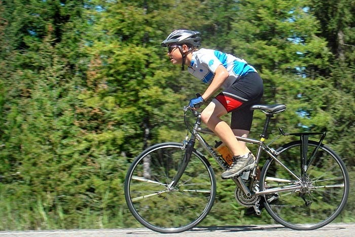 Road Biking on a Backroads Vancouver & Gulf Islands Family Bike Tour - Older Teens & 20s