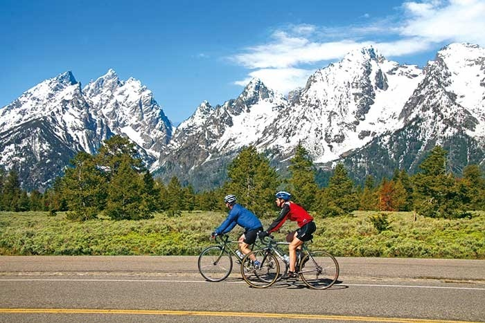 Grand Teton bike tours