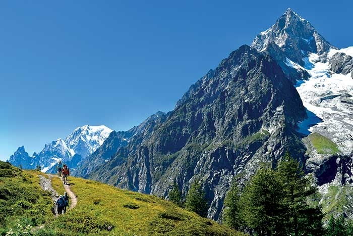 Backroads French & Italian Alps Walking & Hiking Tour