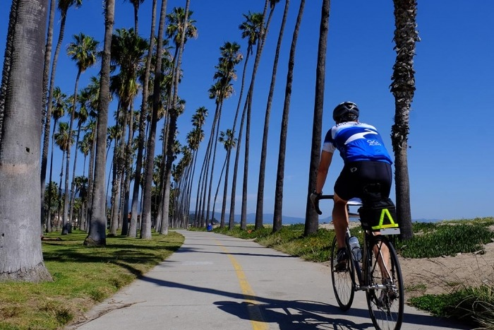 Santa Barbara & Ojai Valley Bike Tours