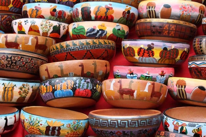 Pottery - Peru Multi-Adventure Tour
