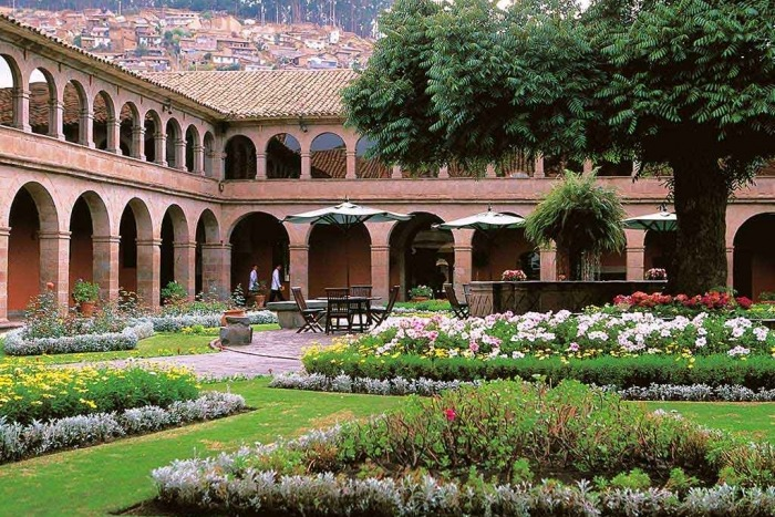 Hotel Monasterio - Peru Multi-Adventure Tour