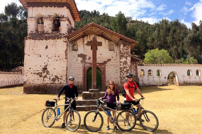 Bikers - Peru Family Multi-Adventure Tour