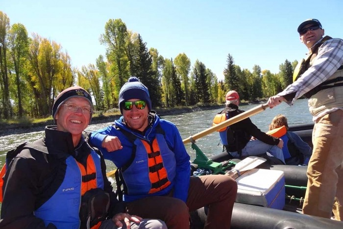 Rafting - Yellowstone & Tetons Multi-Adventure Tour