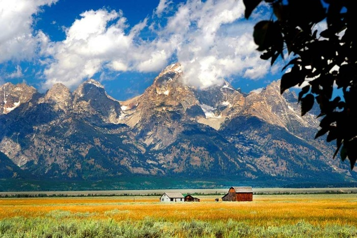 Barn - Yellowstone & Tetons Multi-Adventure Tour