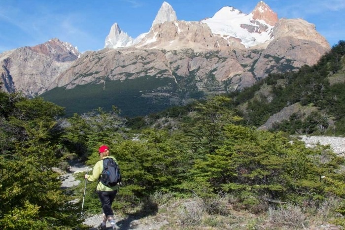 Hiker - Patagonia Walking & Hiking Tour