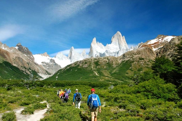 Patagonia Walking & Hiking Tour