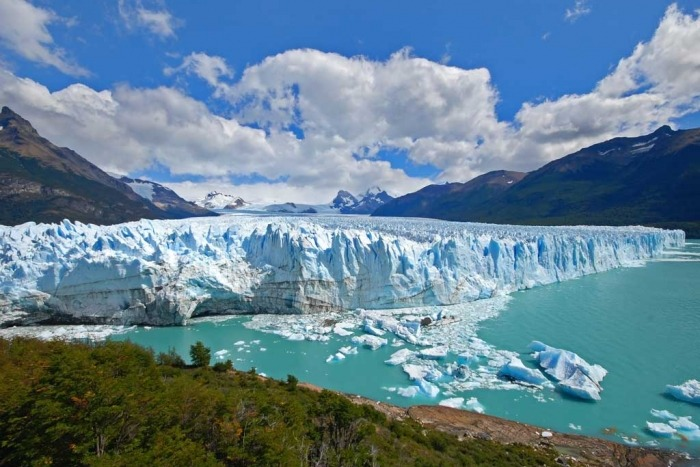 Glacier - Backroads Patagonia Walking & Hiking Tour