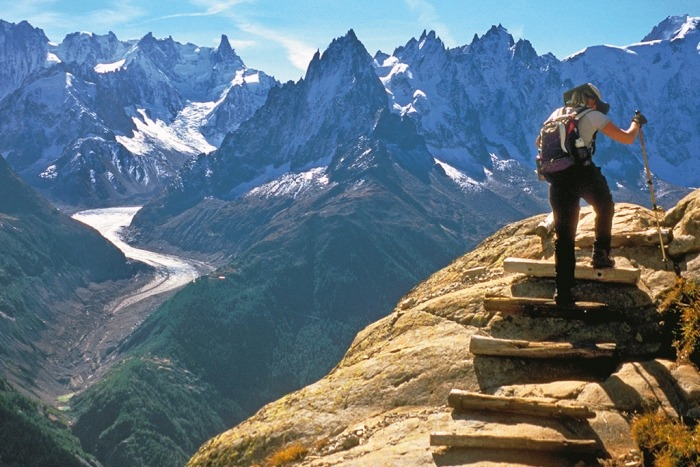 Backroads French & Italian Alps Walking and Hiking Tours