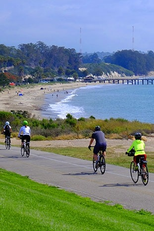 Santa Barbara and Ojai Family Multi-Adventure Tour