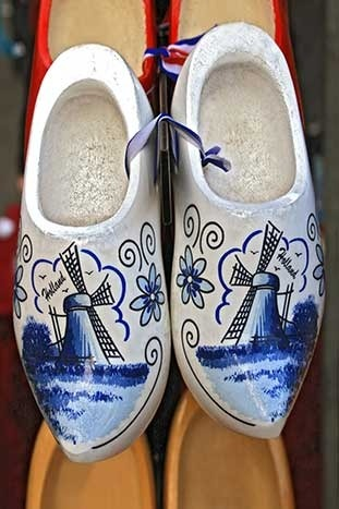 Dutch Wooden Shoes - Backroads Netherlands & Belgium Family Bike Tour - Kids & Teens