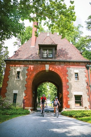 North & South Carolina Bike Tours