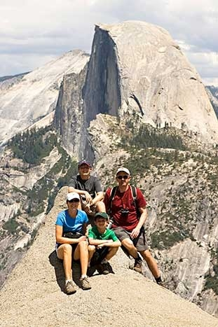 Backroads Yosemite Family Breakaway Multisport Adventure Tour