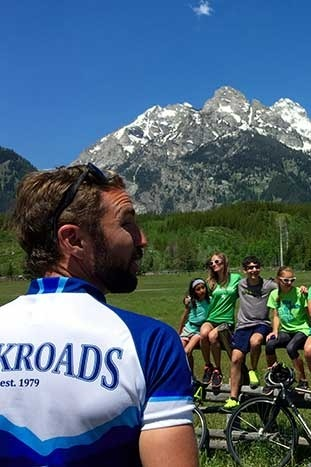 Biking - Backroads Yellowstone & Tetons Family Breakaway Multisport Adventure Tour