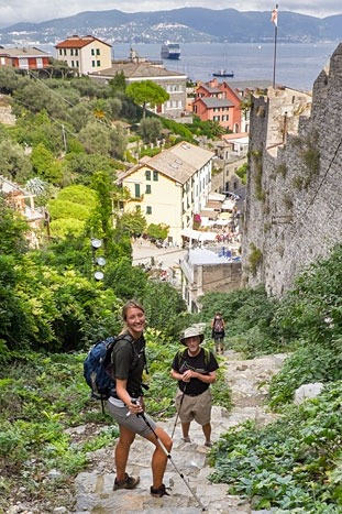 Cinque Terre & Tuscany Family Walking & Hiking Tour