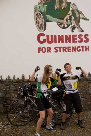 Backroads Ireland Family Multi-Adventure Tour - Teens & Kids