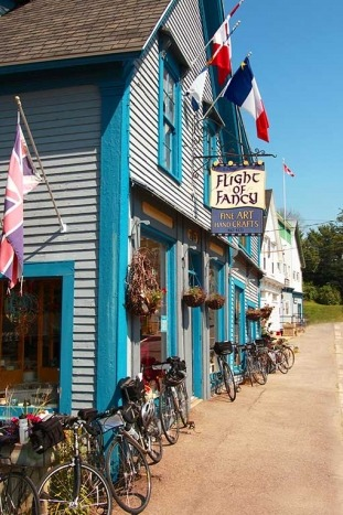 Backroads Nova Scotia Bike Tours