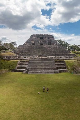 Ruins - Backroads Belize & Guatemala Family Multisport Tours
