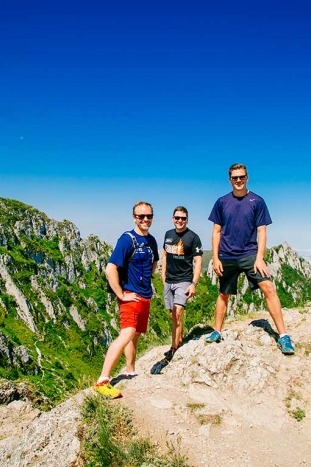 Hiking on Backraods Basque Country Family Multi-Adventure Tour