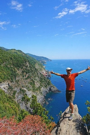 Cinque Terre & Tuscany Walking & Hiking Tour