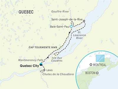 Quebec Multi-Adventure