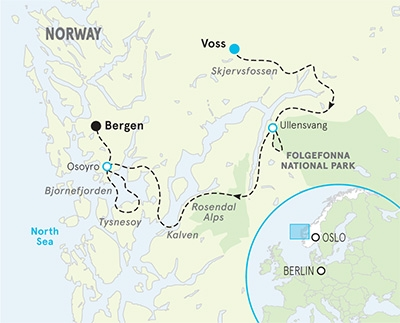 Norway Multi-Adventure