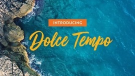 Introducing Dolce Tempo From Backroads