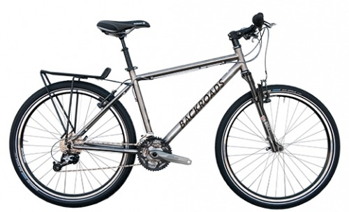 Backroads Titanium Mountain Bike