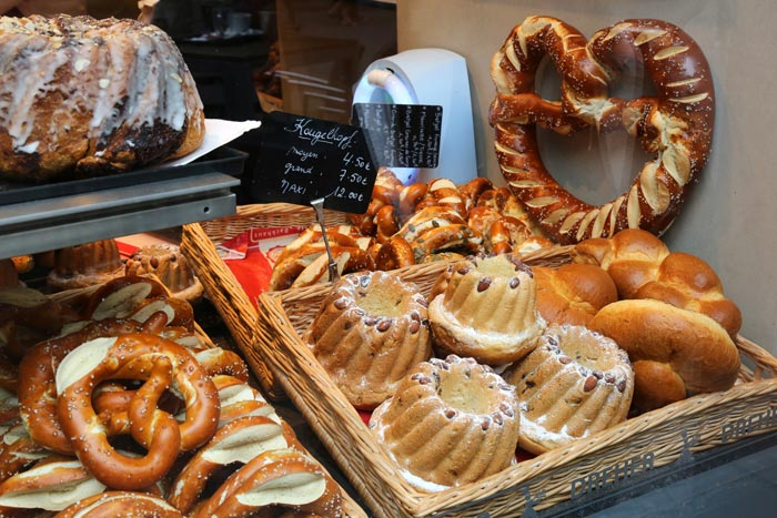 Pastries - Champagne & Alsace France Bike Tours
