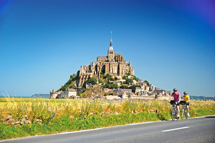 Normandy Family Bike Tours - Teens & Kids
