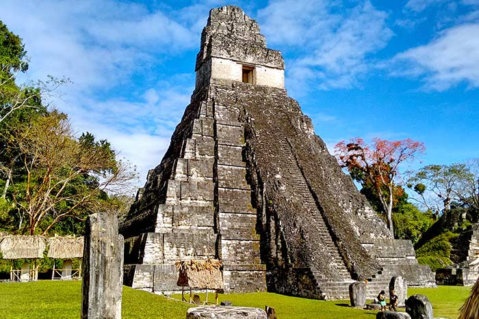 Mayan Temple, Belize