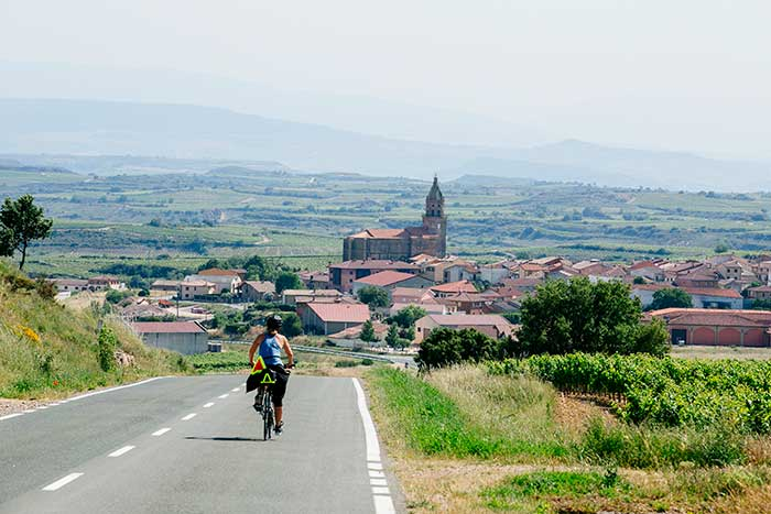 Family Biking in Basque Country, Spain