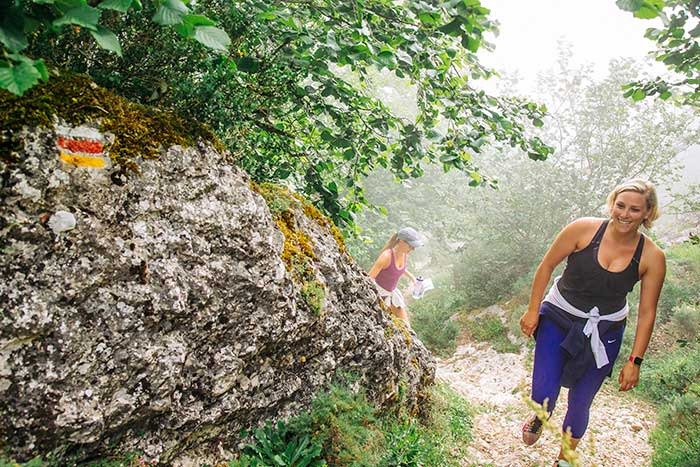 Family Hiking Adventure in Spain's Basque Country