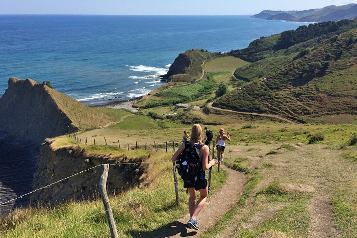 Hiking Spain's Basque Country