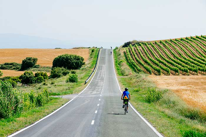 Family Biking in Spain's Basque Country