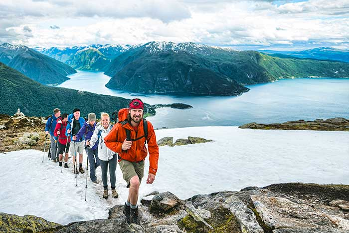 Norway hiking - Backroads Norway Walking and Hiking Tour