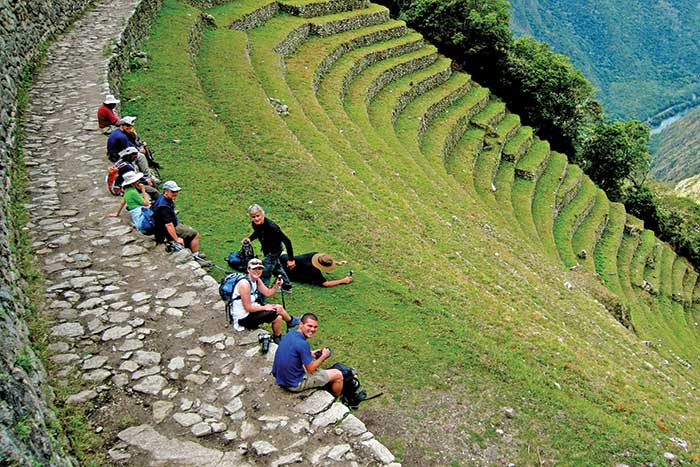 Machu Picchu - Backroads Peru Family Walking & Hiking Tour