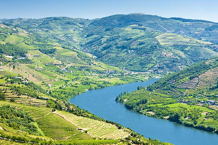 Douro River - Backroads Portugal Walking & Hiking Tour