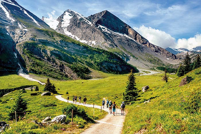 Switzerland Hiking Tours   Swiss Alps Walking Tours   Backroads