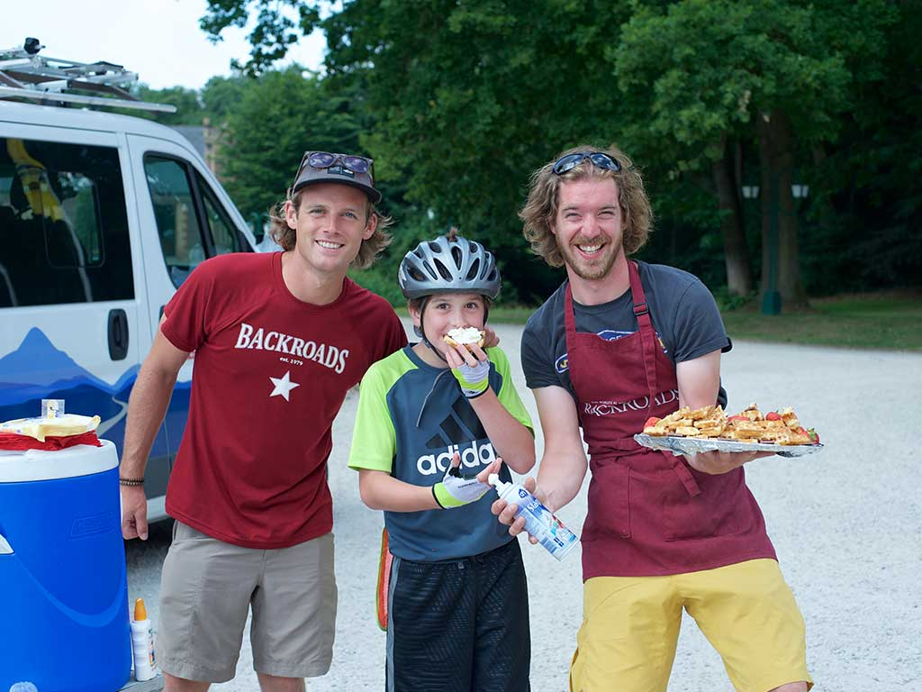 Backroads Netherlands & Belgium Family Bike Tour - Kids & Teens