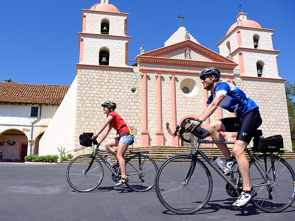 Backroads Santa Barbara to Ojai Bike Tour
