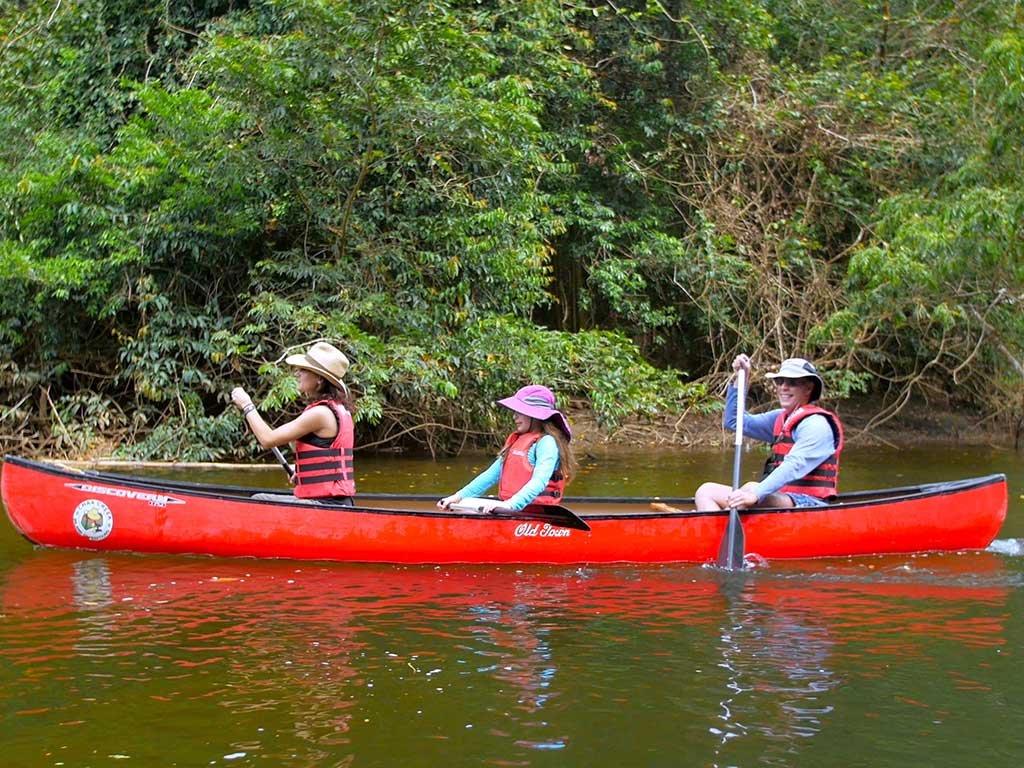 Backroads Belize & Guatemala Family Multisport Tours