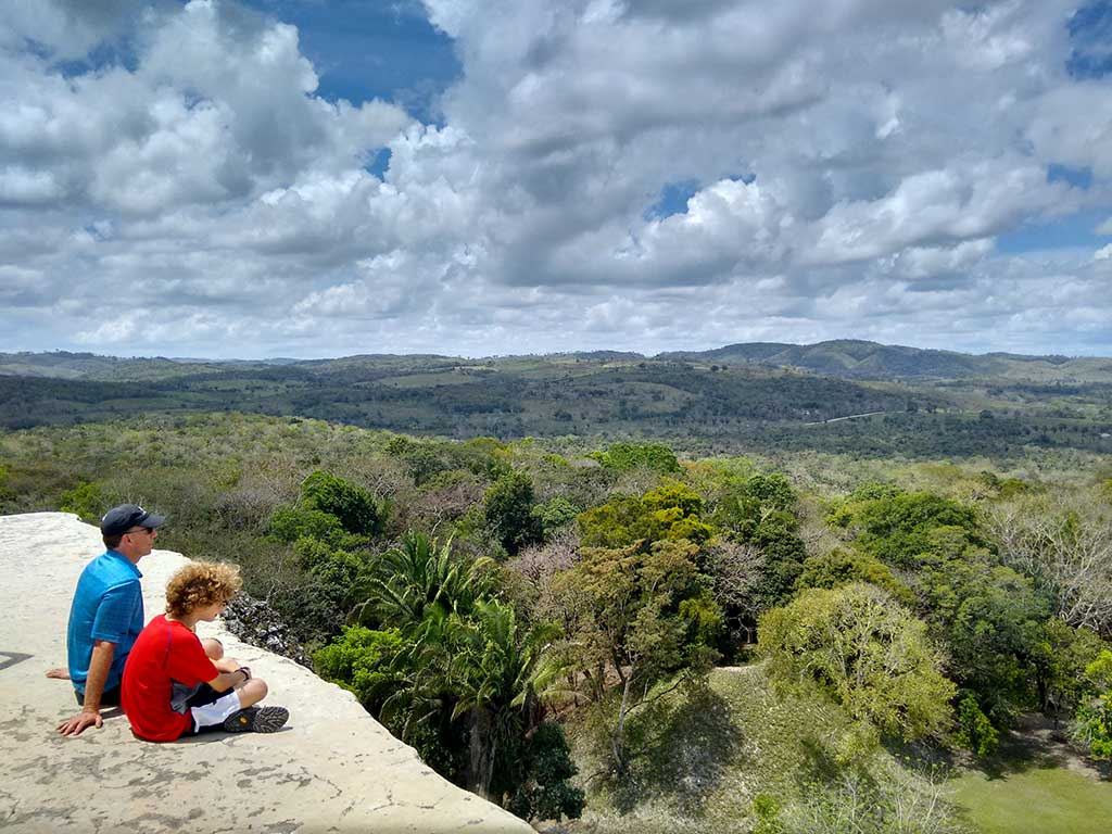 Hiking - Backroads Belize & Guatemala Family Multisport Tours