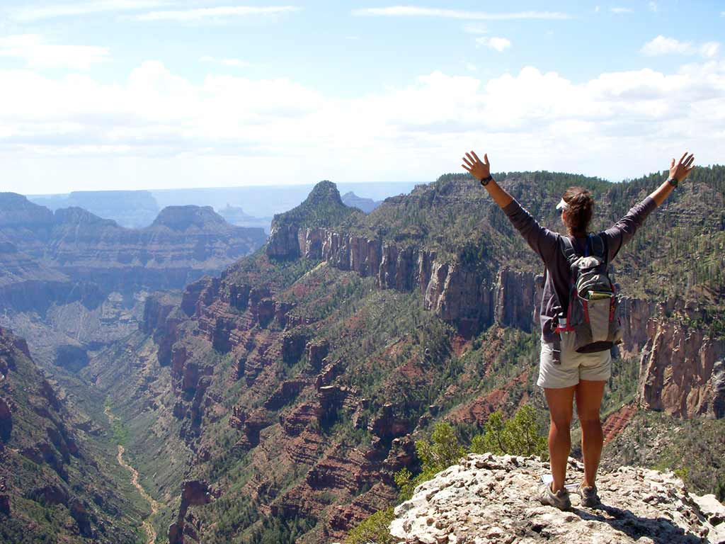 Hiking - Bryce, Zion & Grand Canyon Family Breakaway Multisport Tour