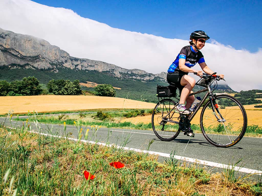 Biking on Backroads Basque Country Multi-Adventure Tour