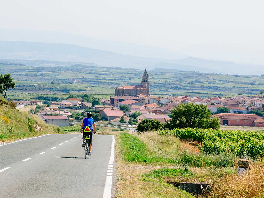 Cycling on Backroads Basque Country Multi-Adventure Tour
