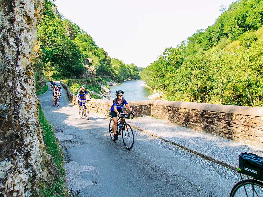 Cycling - Backroads Basque Country Multisport Adventure Tour