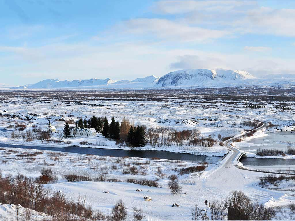 Iceland Winter Snow Adventure Tour