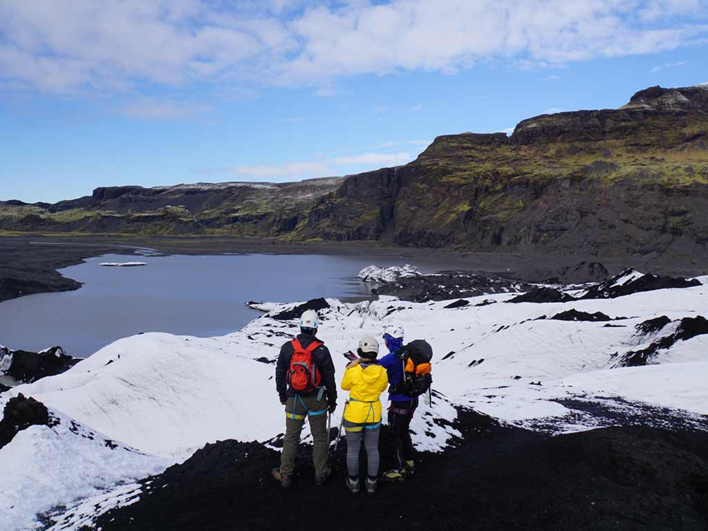 Hiking - Iceland Winter Snow Adventure Tour